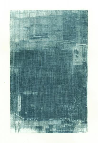 The Street 1 by Eleanor Doran