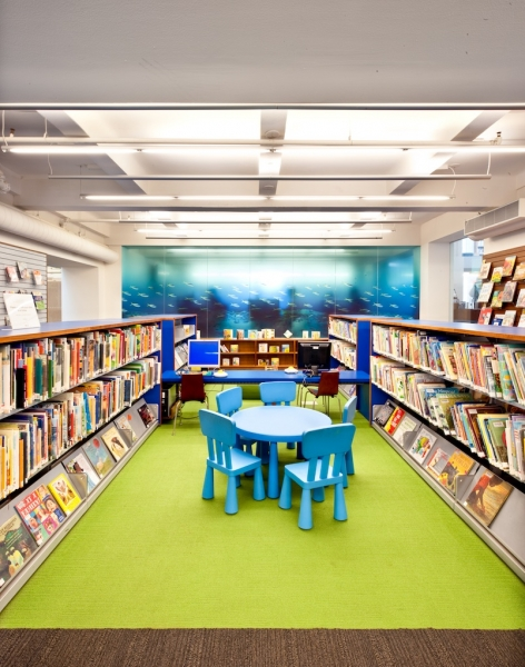 Libraria 8 by Elaine Chan-Dow