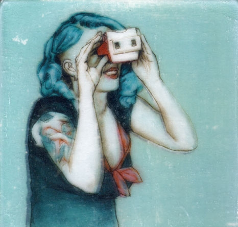 Viewmaster C by Kelly Grace