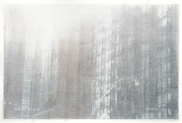 Bay at Bloor by Eleanor Doran