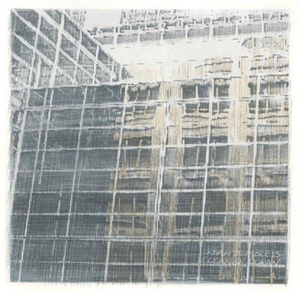 Urban Jumble 5 by Eleanor Doran