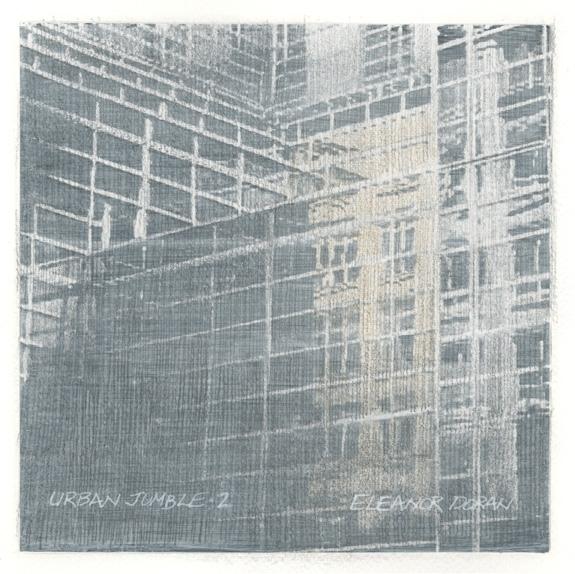 Urban Jumble 2 by Eleanor Doran