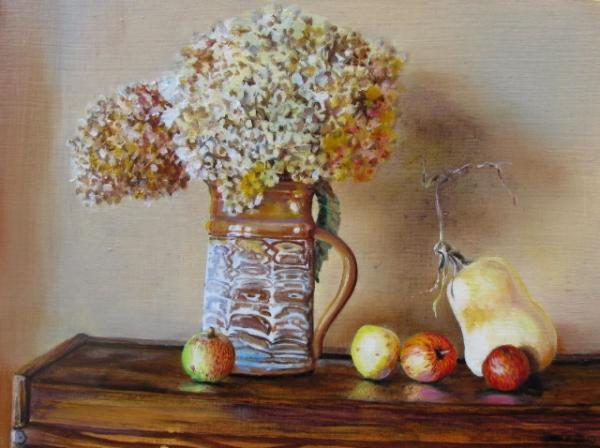 Hydrangeas by Emma Hesse