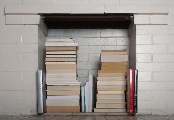 Bookshelves-LAB IV, 2011 by Tek Yang