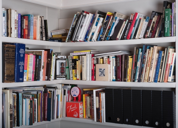 Bookshelves-LAB I, 2011 by Tek Yang