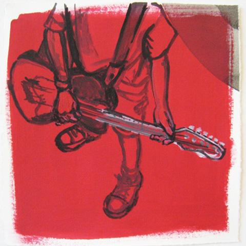 Art School Dissmised, detail 8 by Yael Brotman