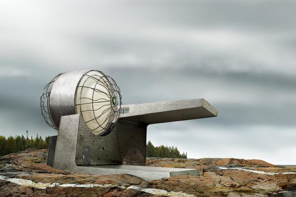 The Radiant Proliferator by David Trautrimas