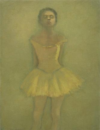 La Petite Danseuse II by J. T. Winik