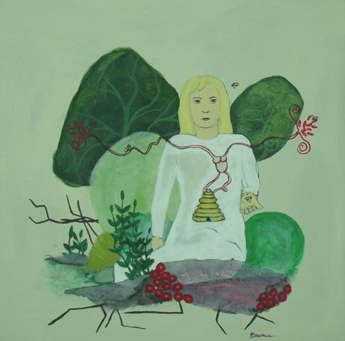 The Last Beekeeper by Elizabeth Bauman