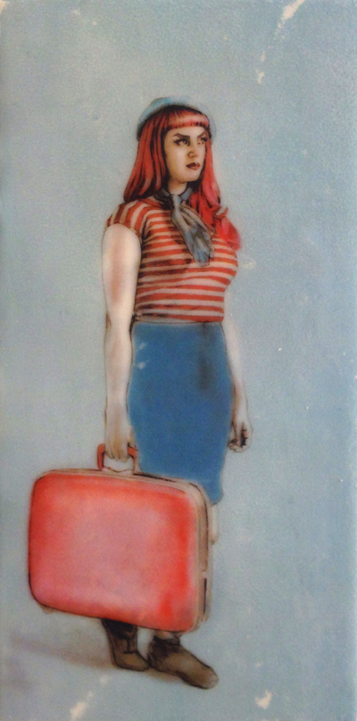 Suitcase by Kelly Grace