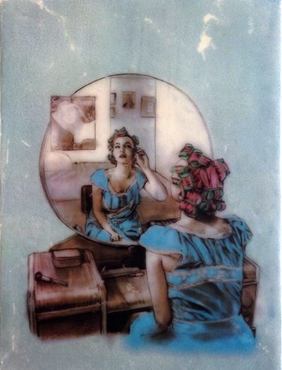 Vanity  by Kelly Grace