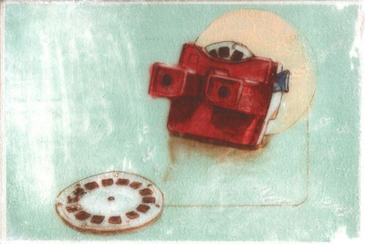 View Master Icon  by Kelly Grace