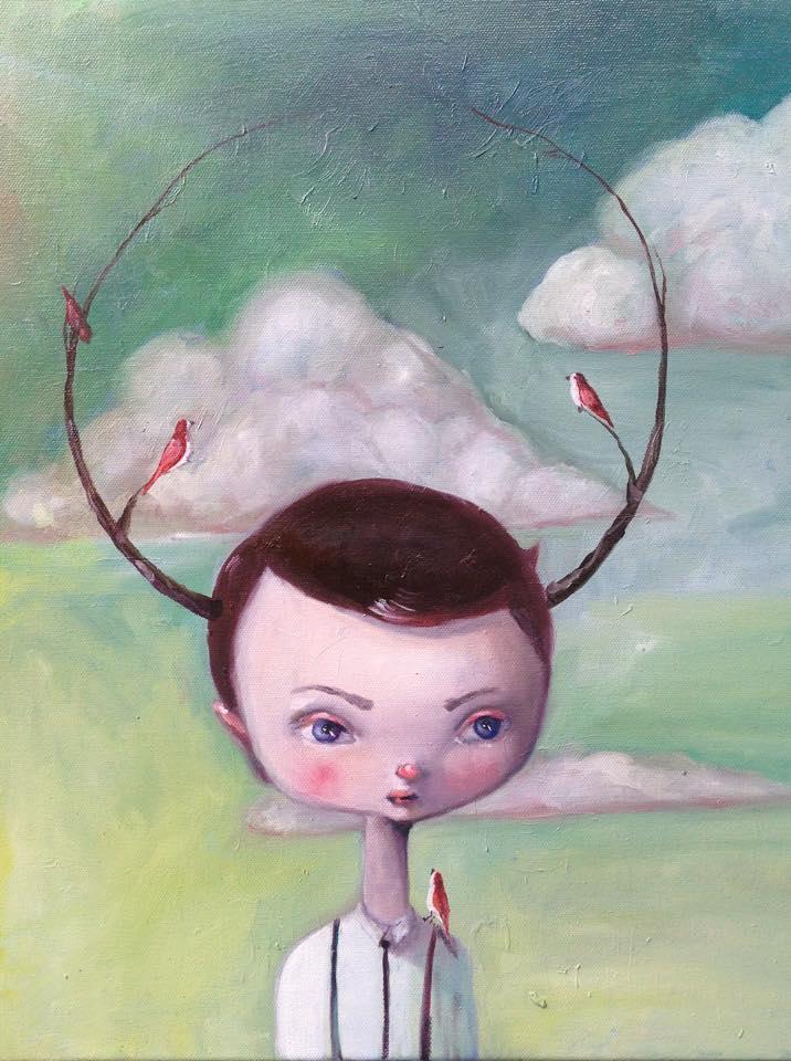 Redbird  by Kate Domina