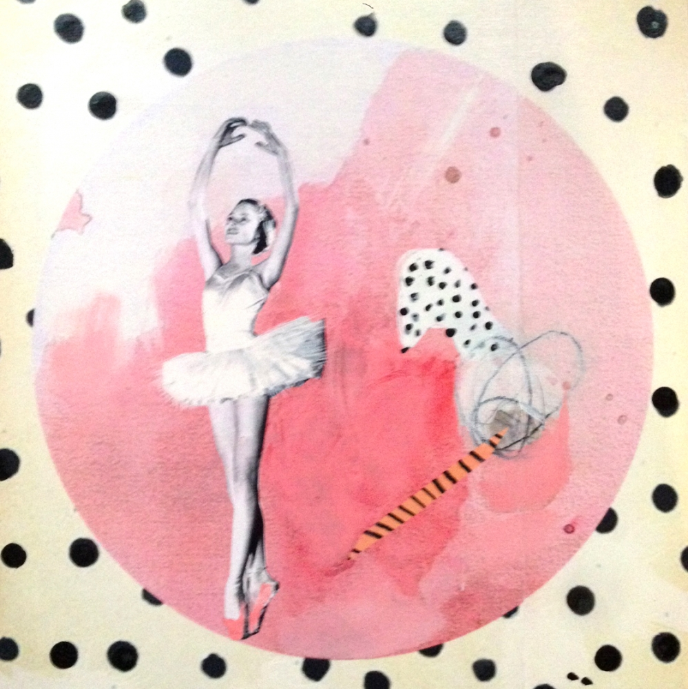 Flirty Skirt  by Danielle Hession