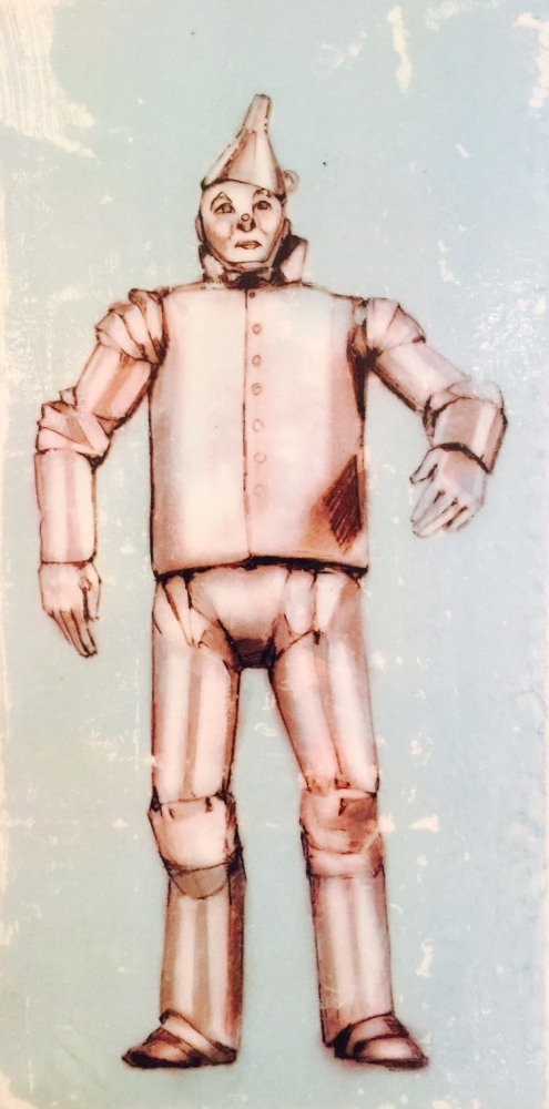 The Tin Man  by Kelly Grace