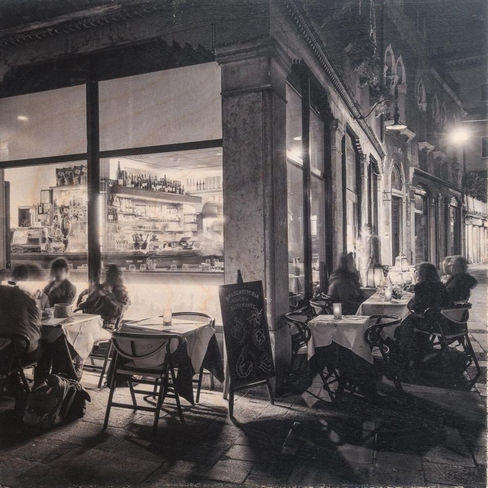 Venice Nights 3  by Patrick Lajoie