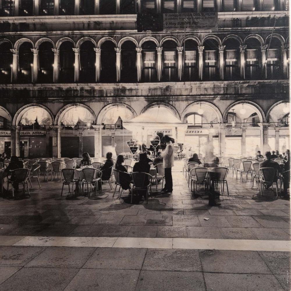 Venice Nights 5  by Patrick Lajoie