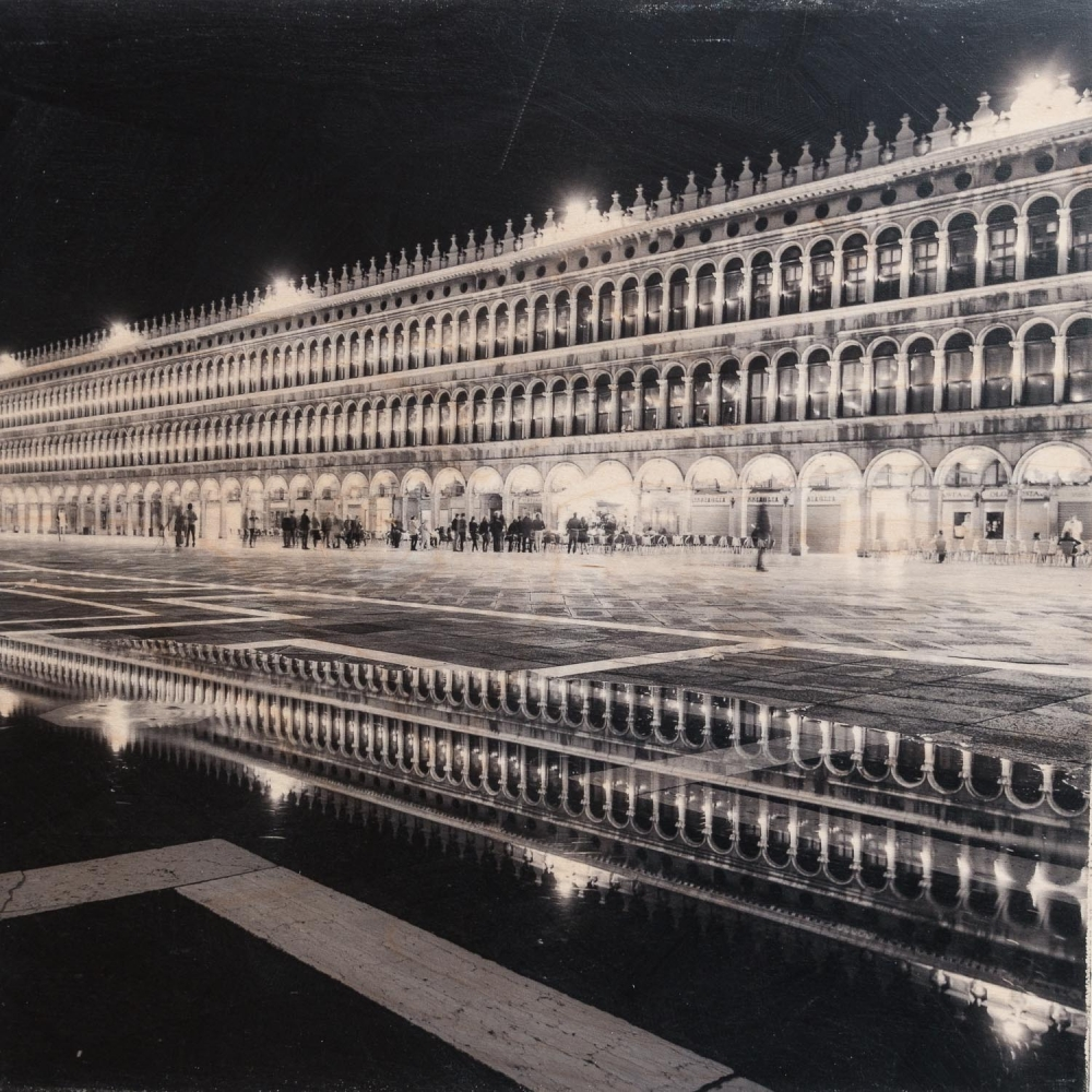 Venice Nights 7  by Patrick Lajoie