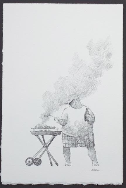 Burnt Offerings  by J. Joel