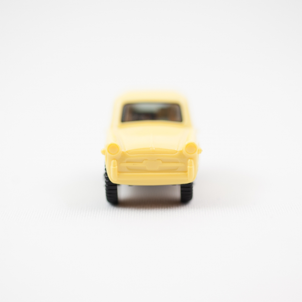 Yellow Car No.3  by Jordan Nahmias