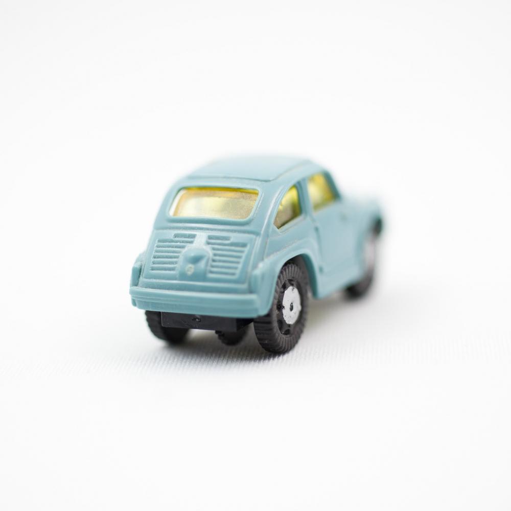 Blue Car No. 1 by Jordan Nahmias