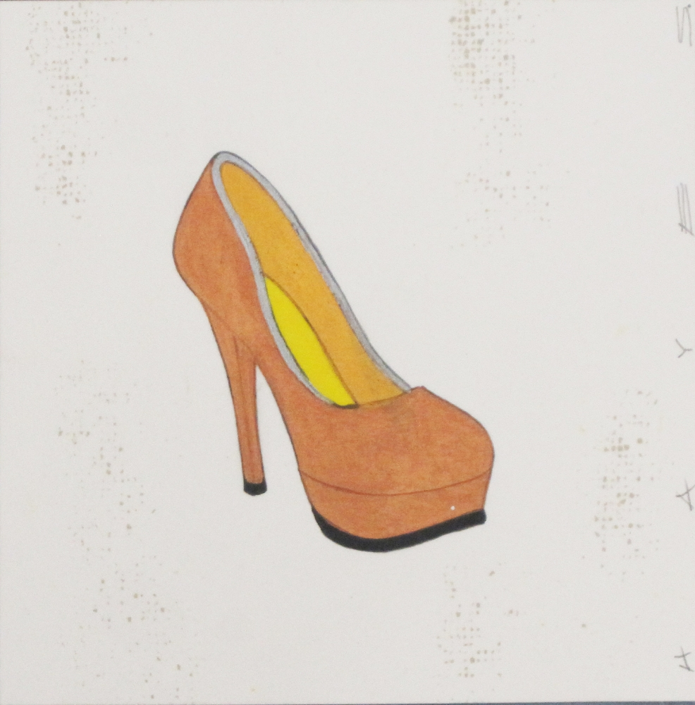 Gold Heels  by Christopher Hayes