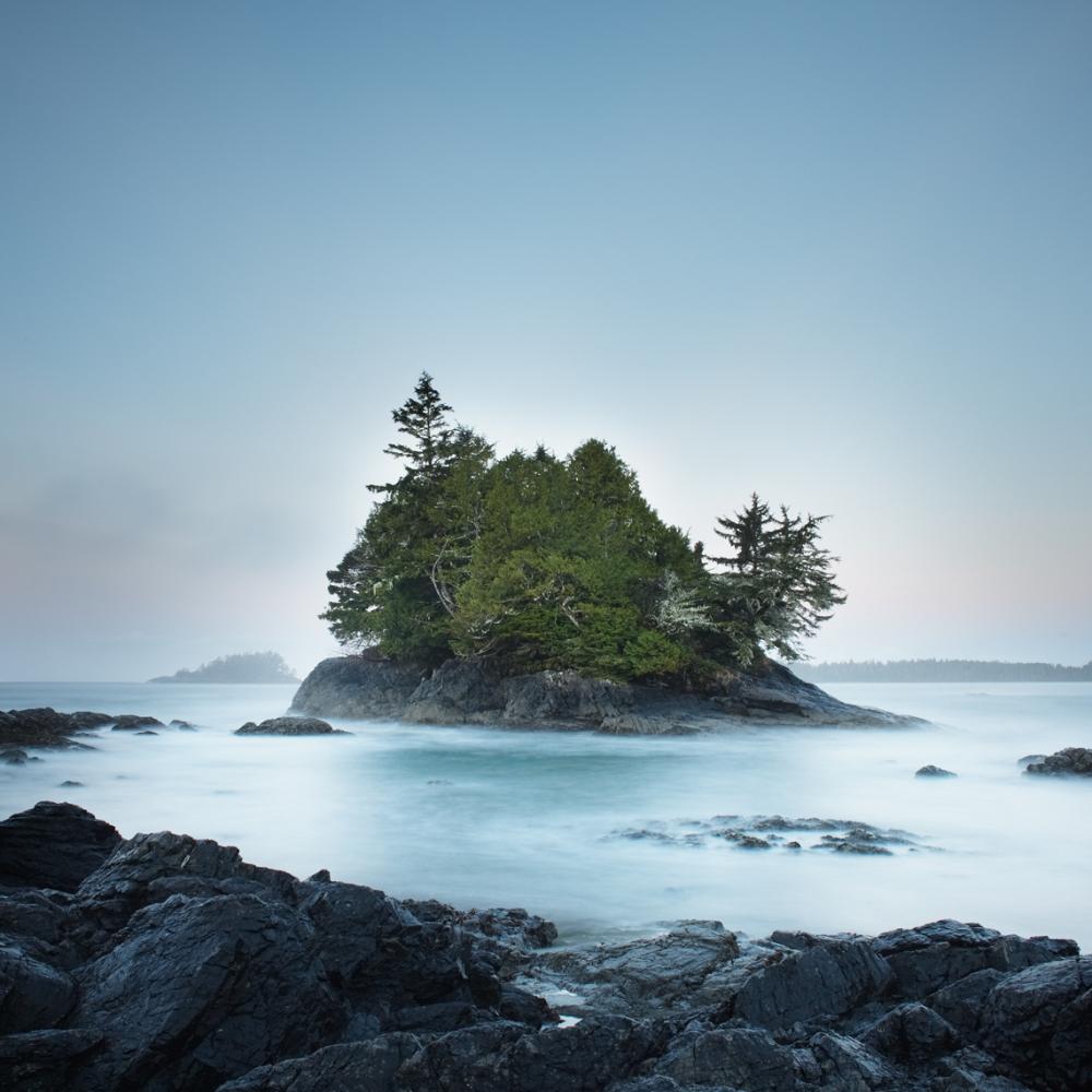 Crystal Cove 2 - Dawn  by David Ellingsen