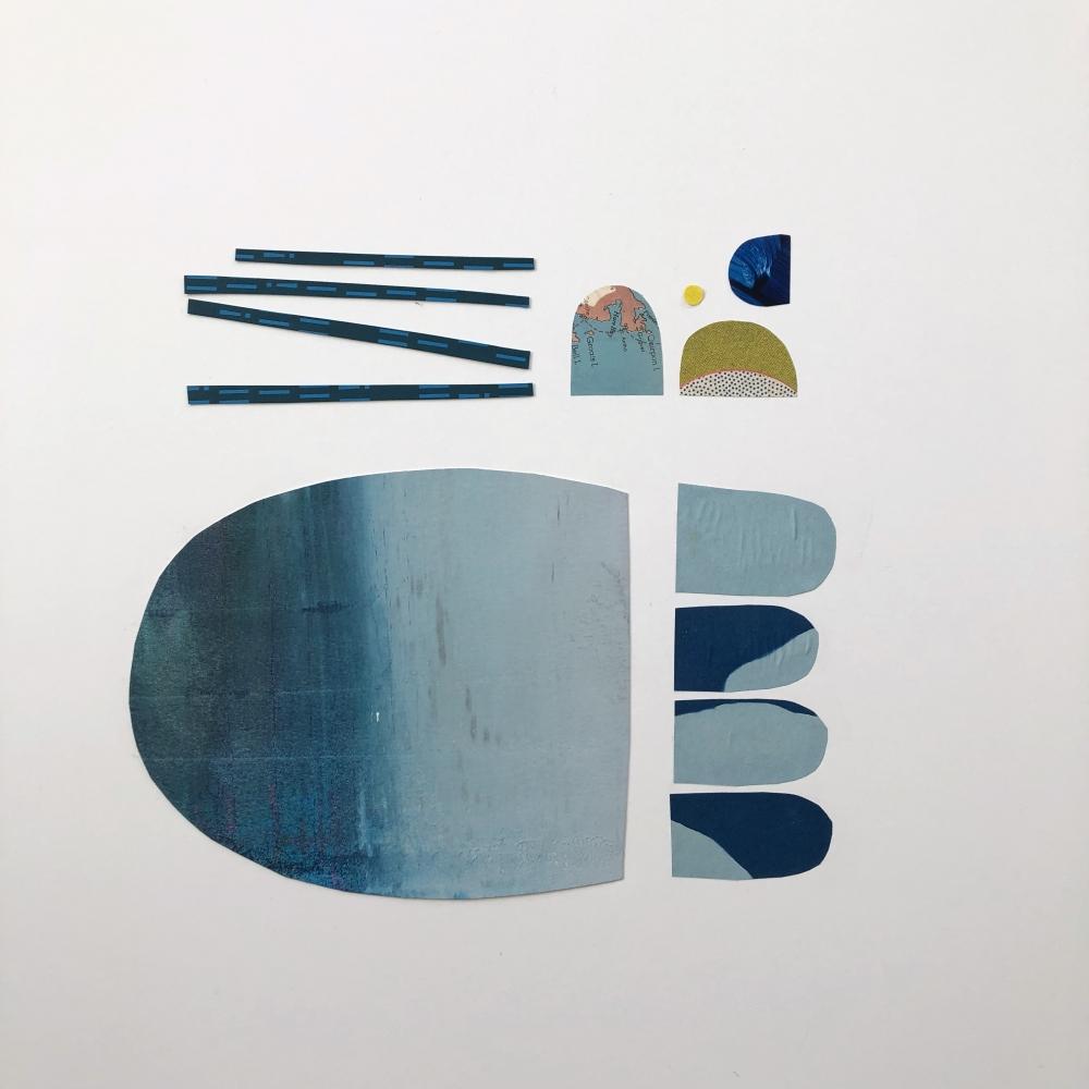 The List  by Frances  Hahn