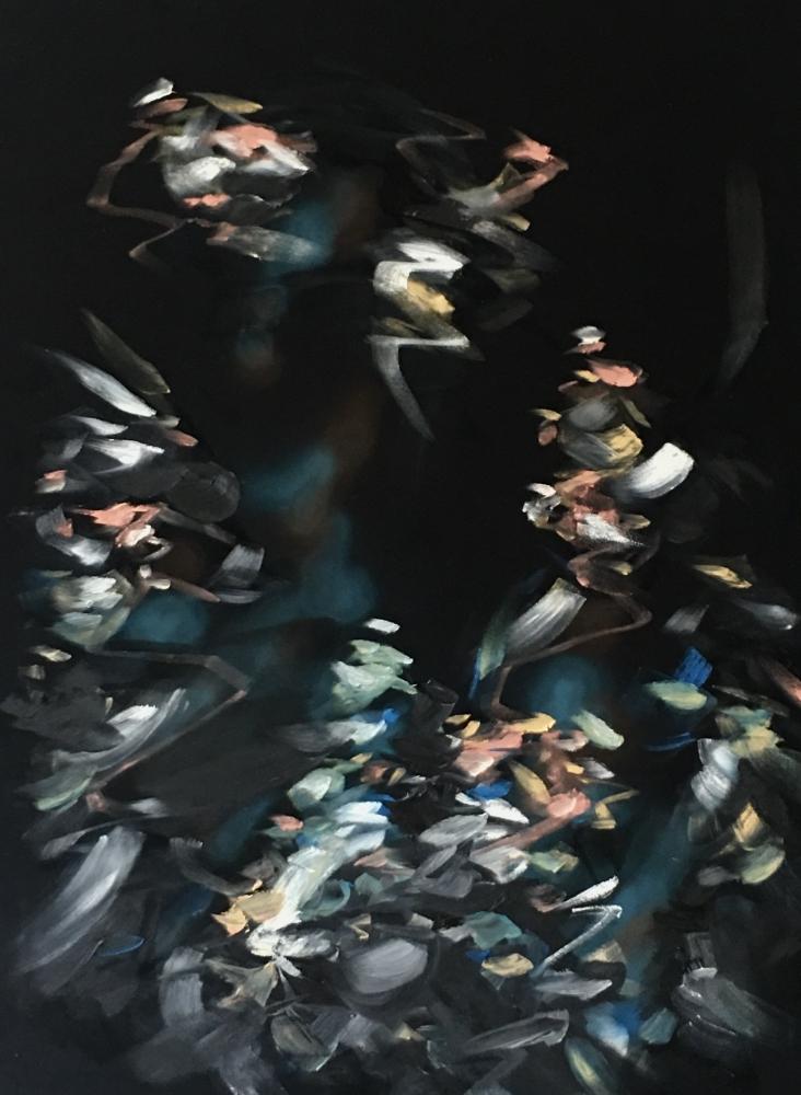 Dark 1 by Francisco Gomez