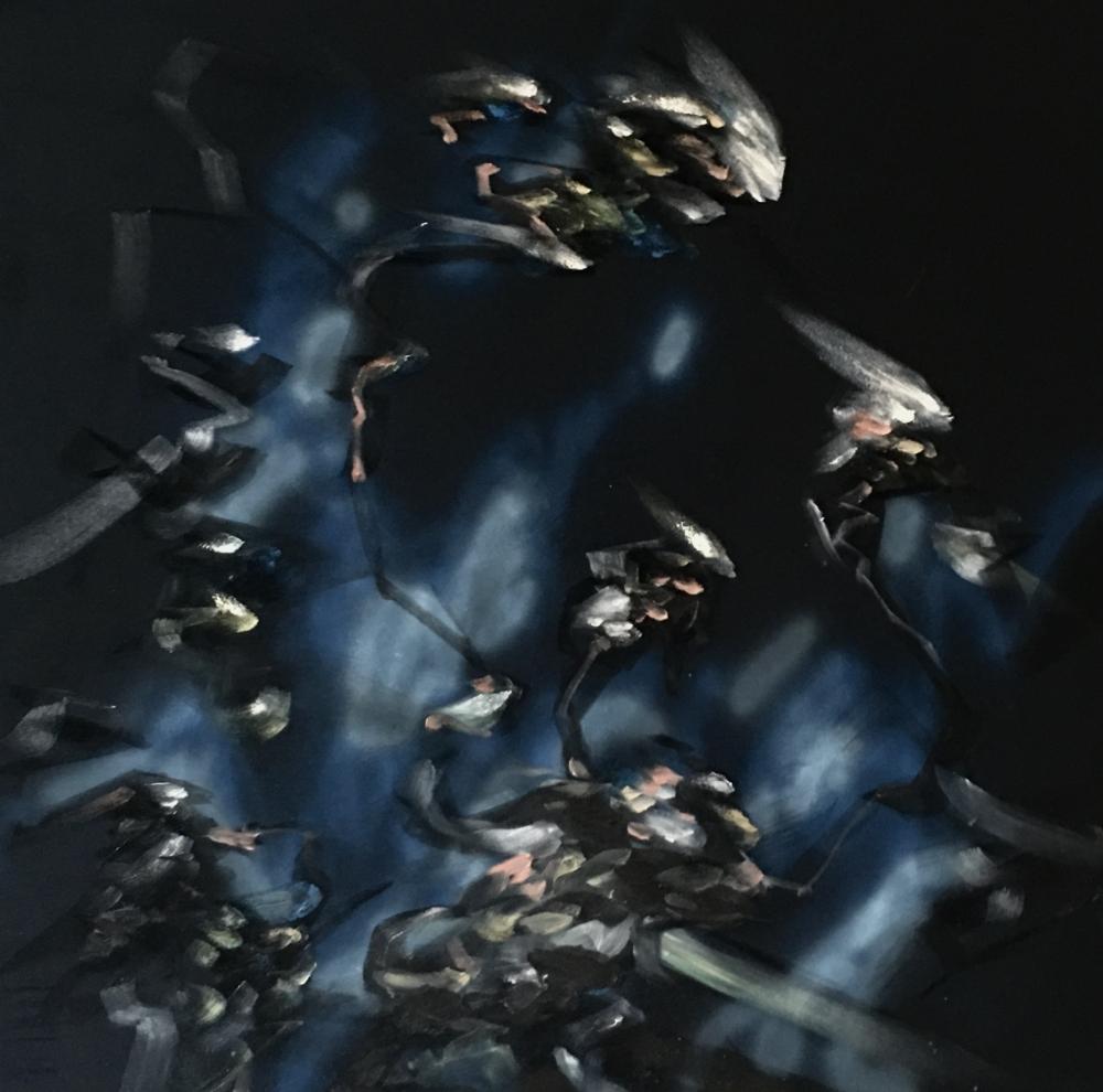 Dark 2 by Francisco Gomez
