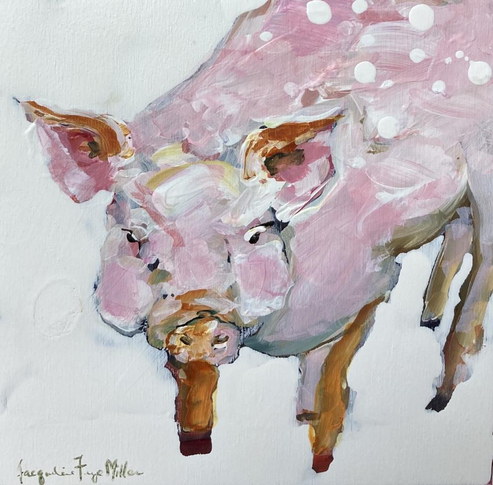 Mild Magnolia by Jackie  Miller
