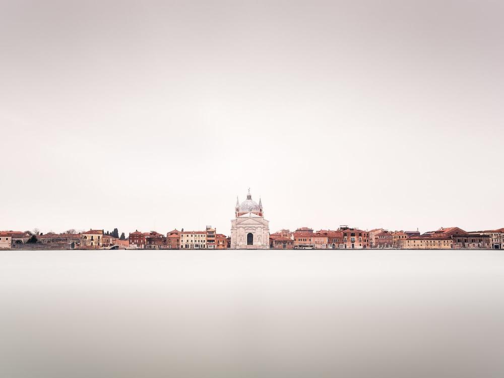 Santissimo Redentore - Venice by Steven  Castro