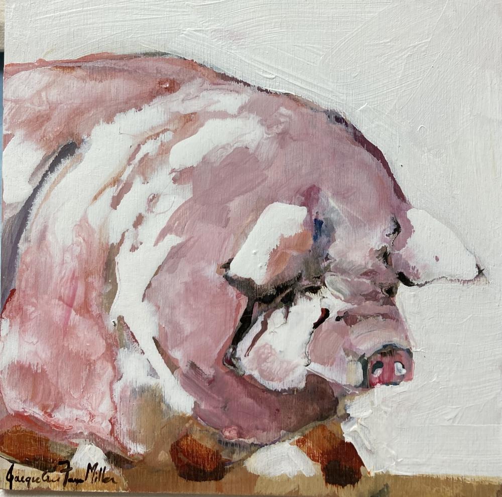 Please Eat Beef by Jackie  Miller