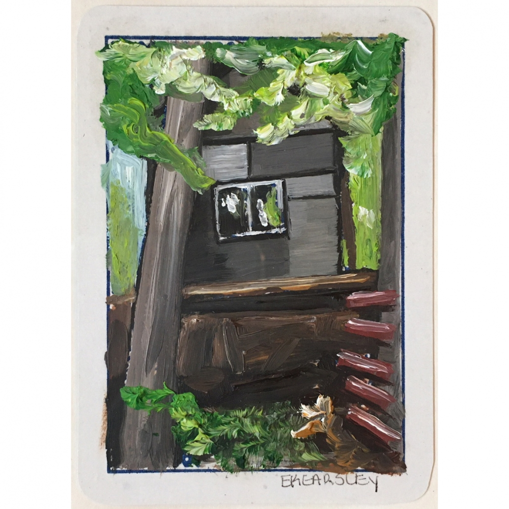 Playing Card 3 by Emily Kearsley
