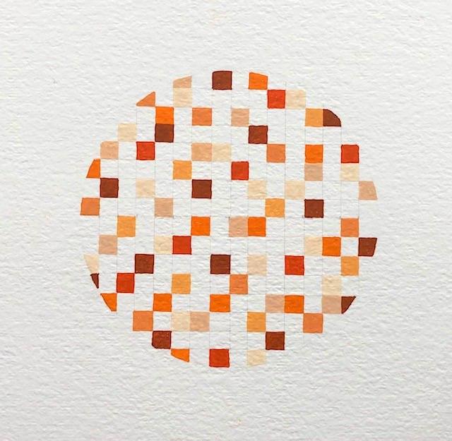 Orange #1 by Robyn Thomas