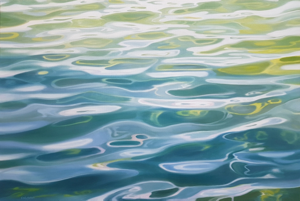 Shoreline by Emily Bickell