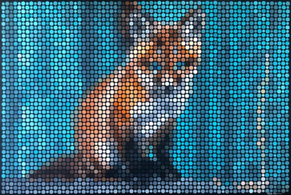 Fox by Justin  Blayney