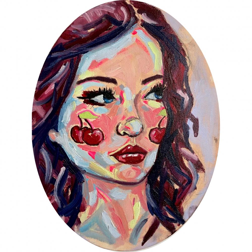 Cherry Cherry by Emily Kearsley