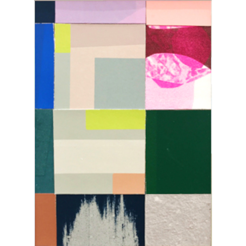 Patchwork 10 by Jonathan  Lawes
