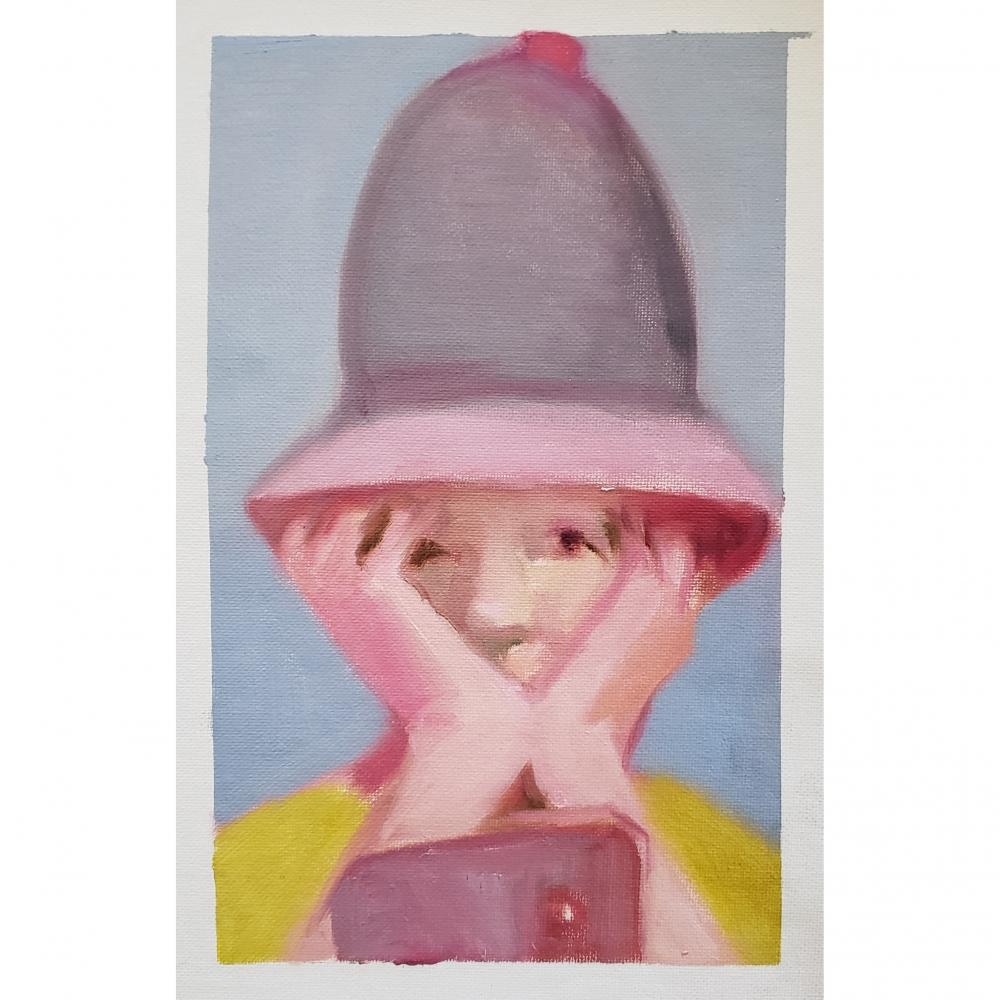 Sundae Hat by Win  Keenan-Kuplowsky