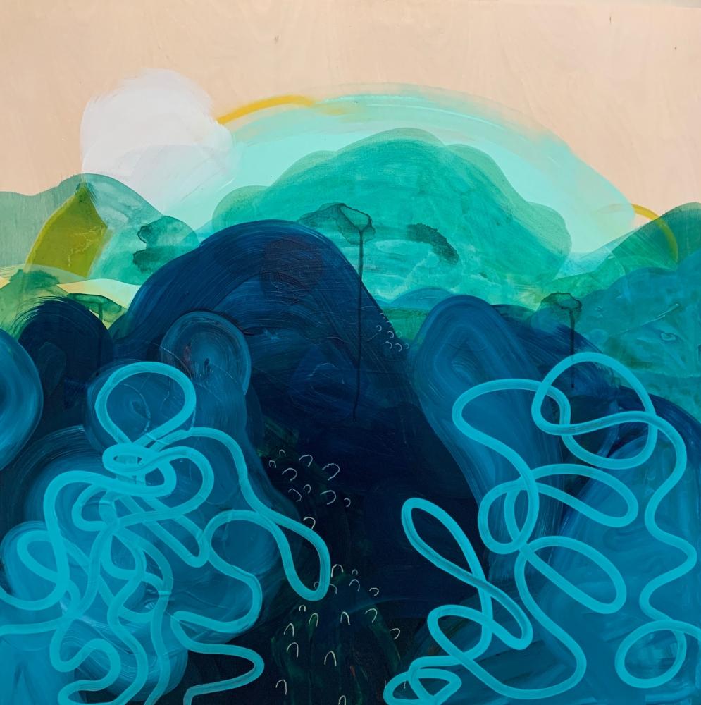 Deep Sea by Shannon Pawliw