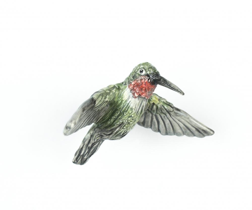 Catharsis No.39 (Hummingbird) by Sandra  Tarantino