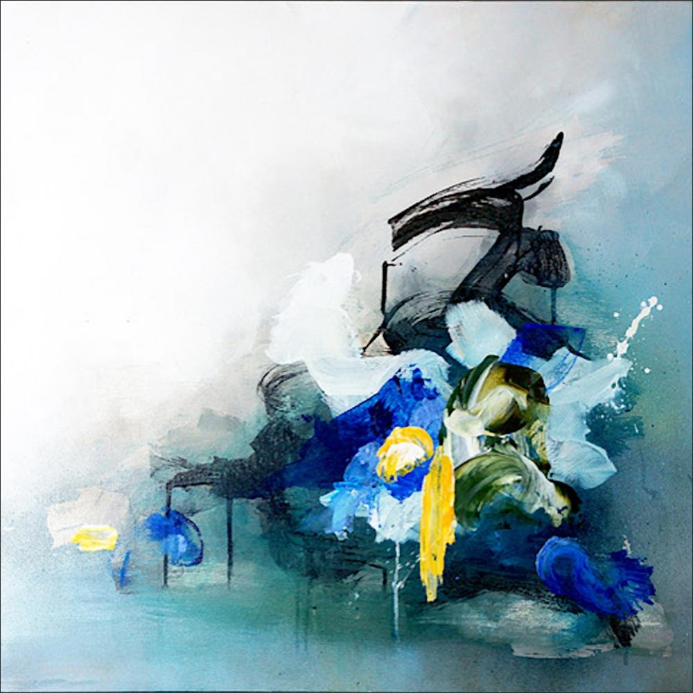 Dragon Bleu by Sylvie  Adams
