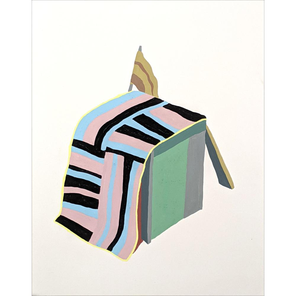 Ghost Blanket 8 by Stephanie Cormier