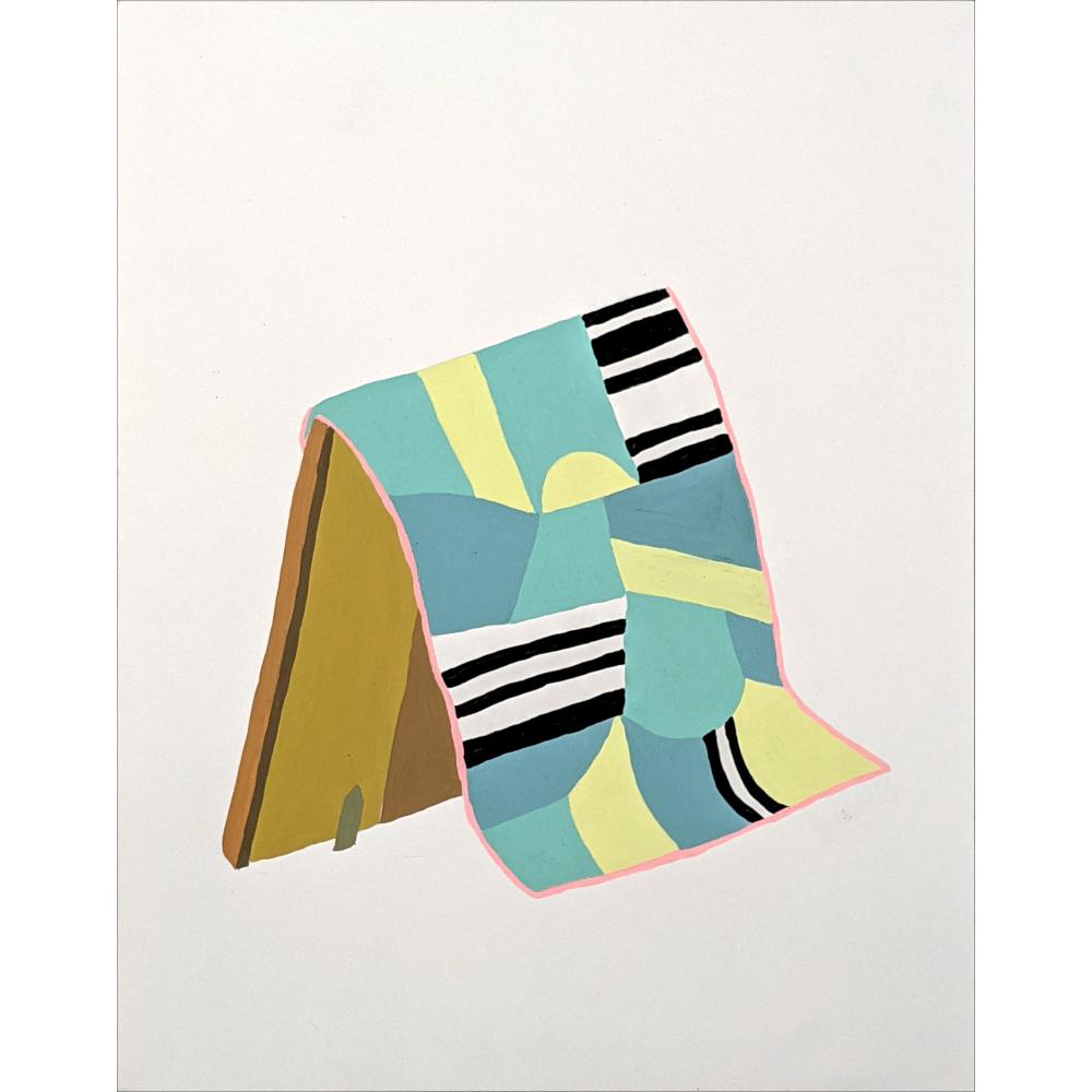 Ghost Blanket 7 by Stephanie Cormier