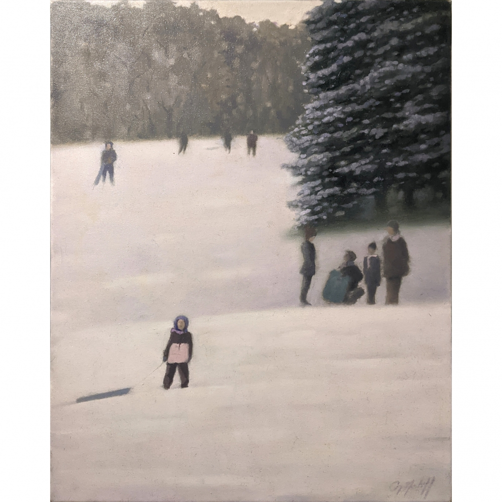 Winter Play Day by Greg Nordoff